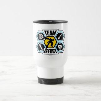 Team Effort Travel Mug