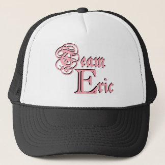team eric trucker hat