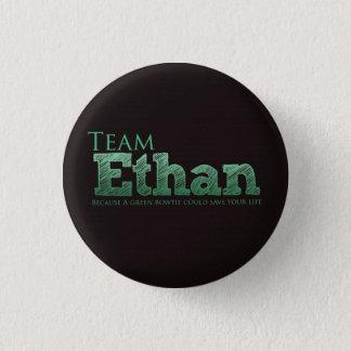 Team Ethan 1 Inch Round Button