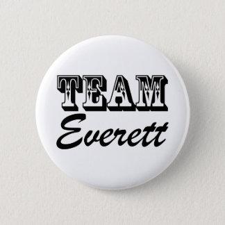 Team Everett Badge 2 Inch Round Button
