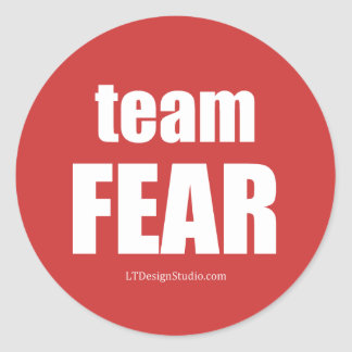 Team Fear - Stickers