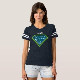 Team #FedIsBest T-shirt