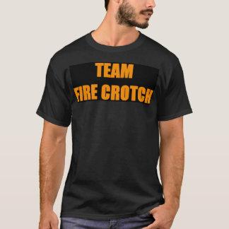 Team Fire Crotch T-Shirt