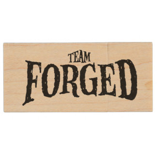 Team Forged Flash Drive