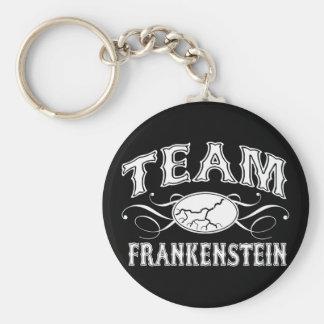 Team Frankenstein Keychain