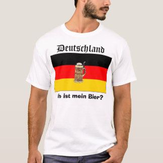 "Team Germany ""Angry Black German"" T-Shirt"