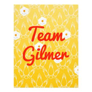 Team Gilmer Flyers