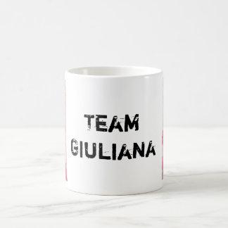 Team Giuliana Mug