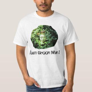 Team Green Man ! Value T. T-Shirt