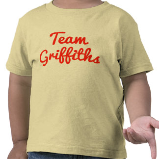 Team Griffiths T Shirts