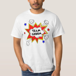TEAM GROOM,BACHELOR,STAG,GROOM T-Shirt