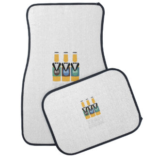 Team Groom Beerbottles Zqf18 Auto Mat