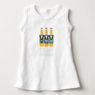 Team Groom Beerbottles Zqf18 Dress