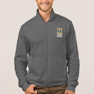 Team Groom Beerbottles Zqf18 Jacket
