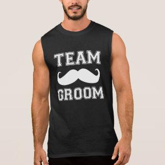Team Groom Groomsmen shirt