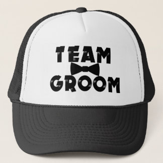 Team Groom Men's Hat