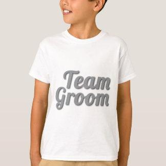 Team Groom Shadow Tshirt