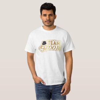 Team Groom, Stag T-Shirt
