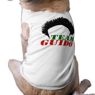 TEAM GUIDO DOGGIE TEE SHIRT