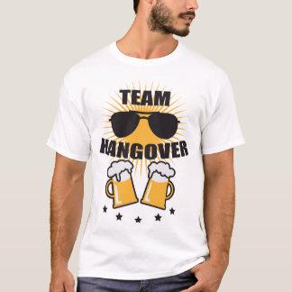 Team Hangover Bachelor's degree party JGA BEER Men T-Shirt