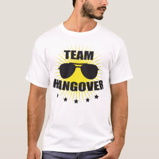 Team Hangover steam turbine and gas turbine system T-Shirt