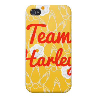 Team Harley iPhone 4/4S Case