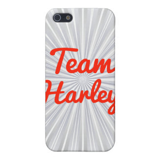 Team Harley Covers For iPhone 5