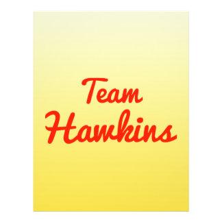 Team Hawkins Flyer