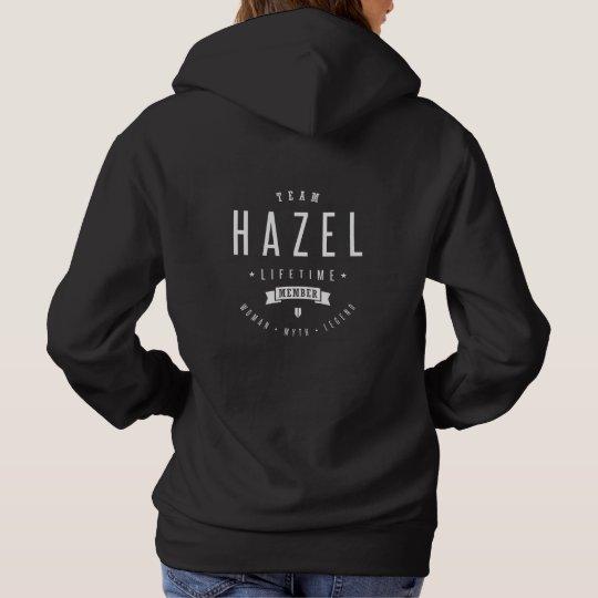 Team Hazel Hoodie