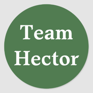 Team Hector Sticker
