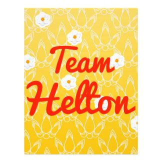 Team Helton Flyers