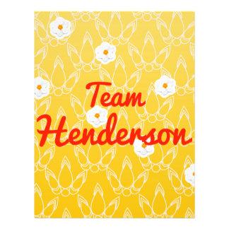 Team Henderson Flyers