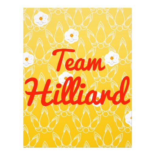 Team Hilliard Flyer