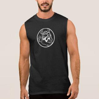 Team HornFitness Men Sleeveless Sleeveless Shirt