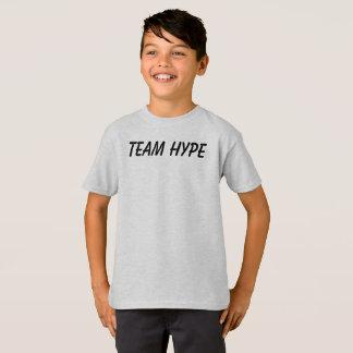 Team hype kids t Shirt