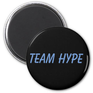 Team Hype magnet