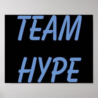 Team Hype poster