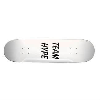 Team Hype skate board
