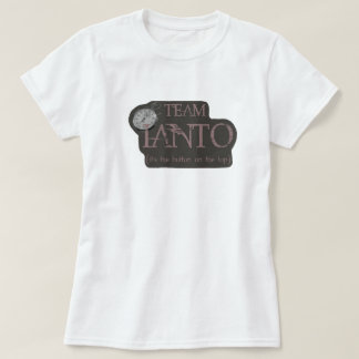 Team Ianto- Stopwatch T-Shirt