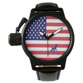 Team Ice Hockey USA Watch