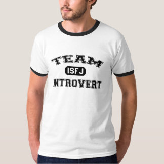 Team Introvert: ISFJ T-Shirt