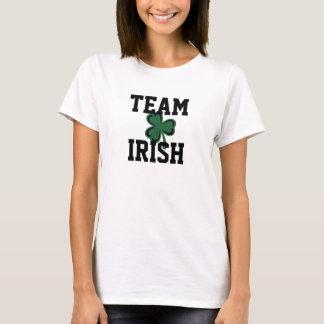 Team Irish/Fight Anyone Quote Tee