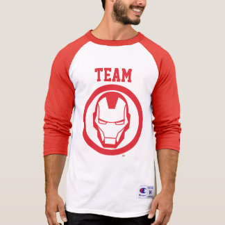 Team Iron Man T-Shirt