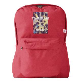 Team Island Backpack