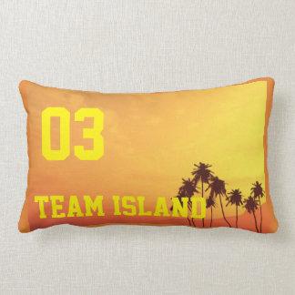 Team Island Pillow