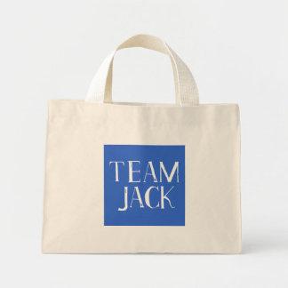 Team Jack tote