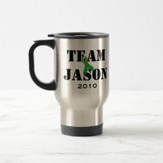 Team Jason 2010 Mug