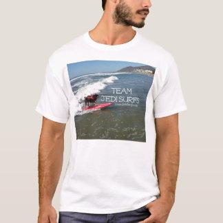 Team Jedi Surfs Line T-Shirt