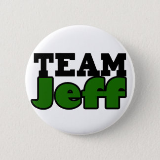Team Jeff 2 Inch Round Button
