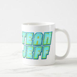 Team Jeff Coffee Mug